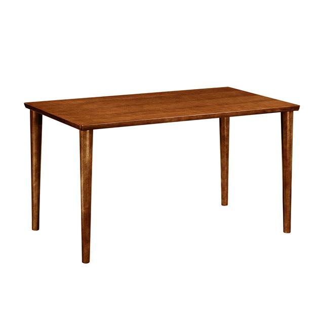 ダイニングテーブル 幅130cm D36490 ウォールナット 天板/アネグレ材