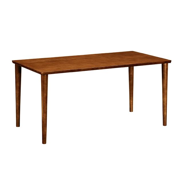 ダイニングテーブル 幅150cm D36540 ウォールナット