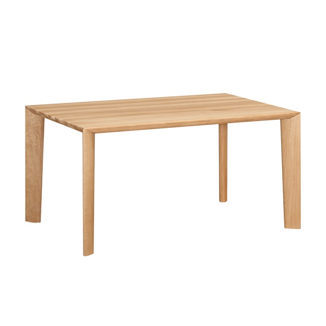 ダイニングテーブル 幅135cm DU4700 ピュアオーク