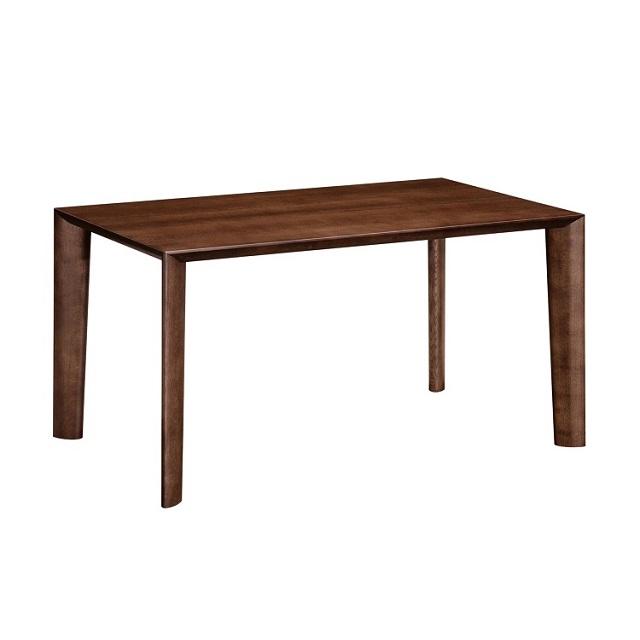 ダイニングテーブル 幅135cm DU4700 モカブラウン