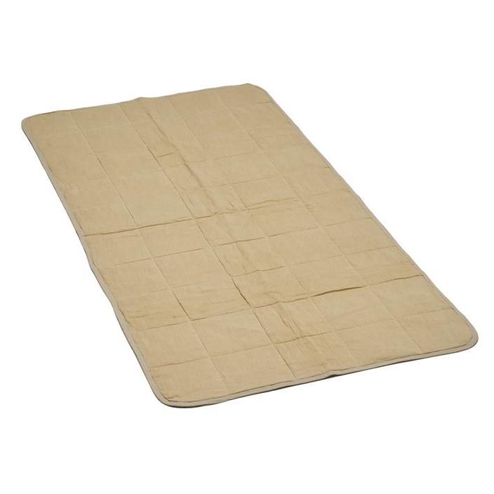 本麻ベッドパッド(厚型・薄型兼用) KN62 シングル