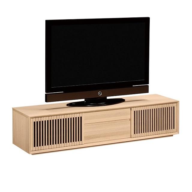 テレビボード 幅177cm QU6067 ピュアオーク