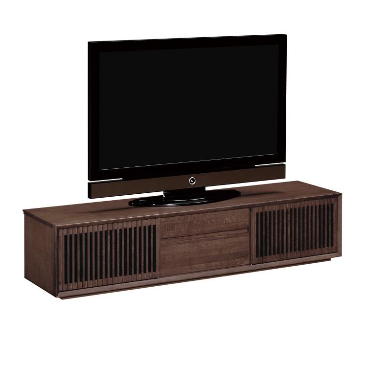 テレビボード 幅177cm QU6067 モカブラウン