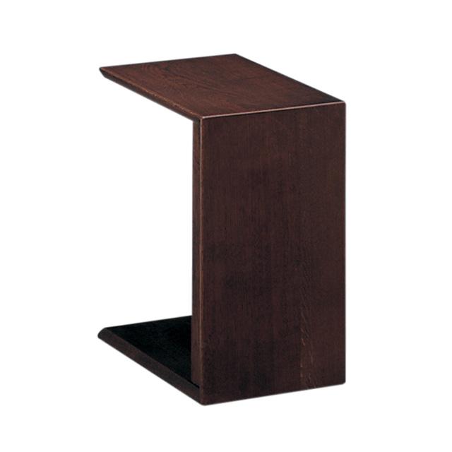 サイドテーブル TU1752 モカブラウン