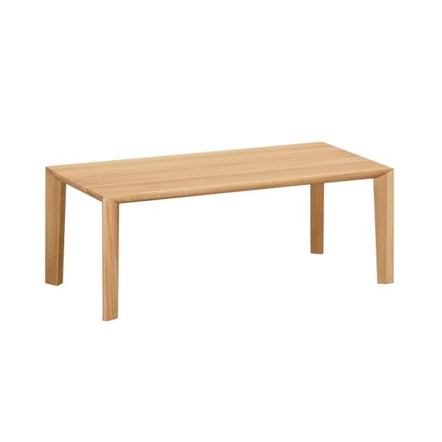 リビングテーブル 幅105cm TU3770 ピュアオーク