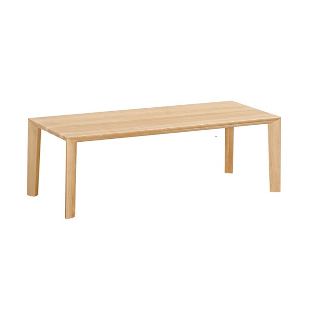 リビングテーブル 幅120cm TU4270 ピュアオーク
